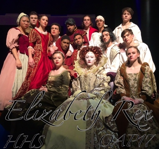 Hebron Theatre Wins 2nd Runner-Up at State UIL One-Act Play